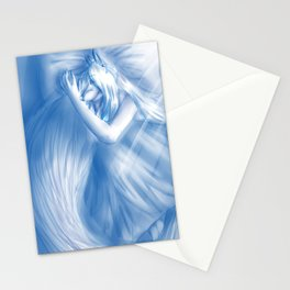 Don't Wake Me Up Stationery Cards
