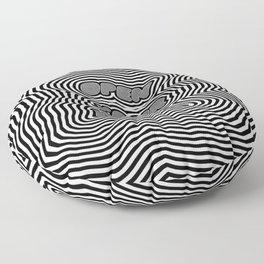 Open Your Mind (Trippy) Floor Pillow