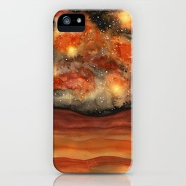 Beautiful Galaxy II iPhone Case