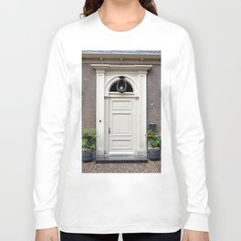 White church door Long Sleeve T-shirt