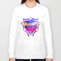 joy Long Sleeve T-shirts featuring Joy by haroulita