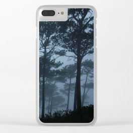 southafrica ... no city, no sunset Clear iPhone Case