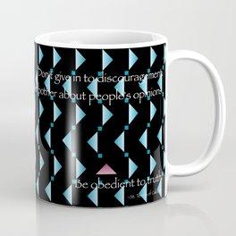 Marching Orders motivation Coffee Mug