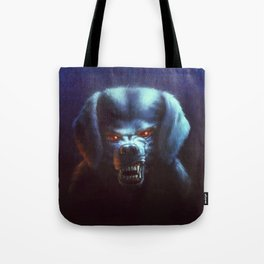 The Barking Ghost Tote Bag