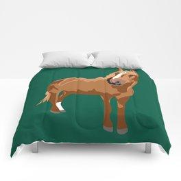 Finn the horse Comforters
