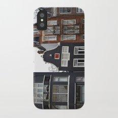 Amsterdam iPhone X Slim Case