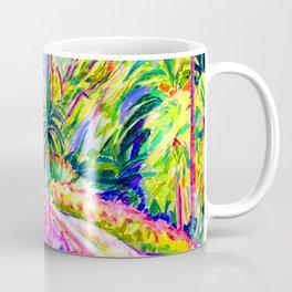 Francisco Iturrino Malaga Garden Coffee Mug