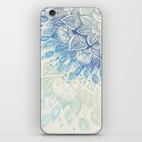 dahlia iPhone & iPod Skins featuring Dahlia by rskinner1122