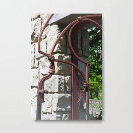 The Iron Gate II Metal Print