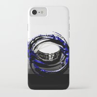 drum iPhone & iPod Cases featuring Music - Drum by yahtz designs