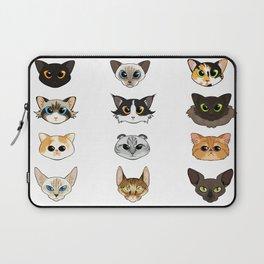 Cats a Plenty Laptop Sleeve