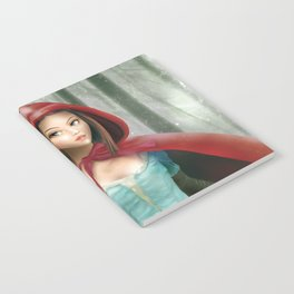 Cappuccetto Rosso (Red Riding Hood) Notebook