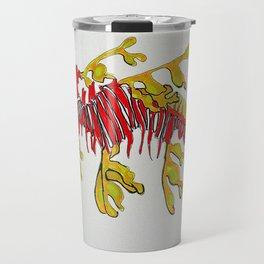 leafy seadragon Travel Mug