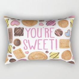 You're Sweet! Rectangular Pillow