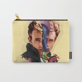 Heart of a Rebel Carry-All Pouch