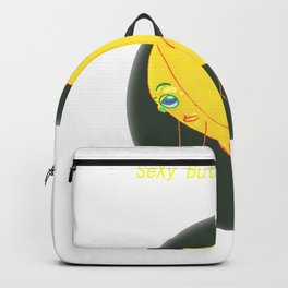 Sexy Butter Slave Backpack
