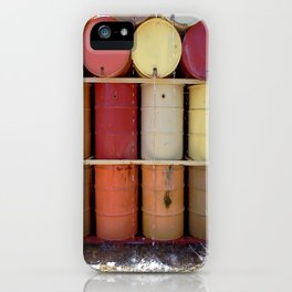 Barrel fountain  iPhone Case
