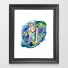 Transfixed Framed Art Print