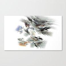 Mystic Snow   (A7 B0058) Canvas Print