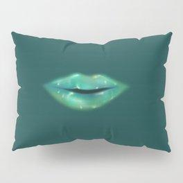 Cool Jewel Lips Pillow Sham