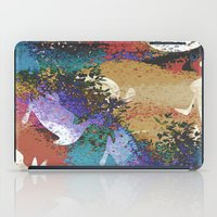 australia iPad Cases featuring Australia by Art Dissolution
