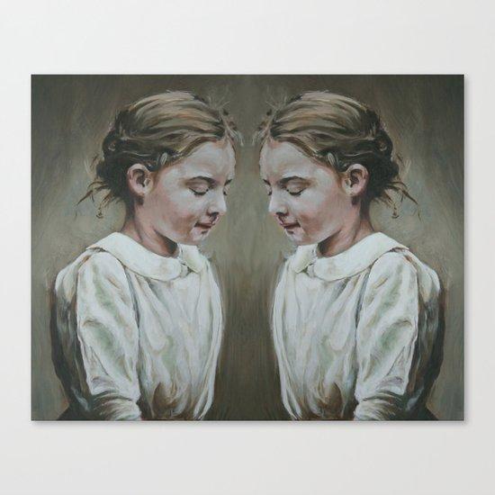 shared memories Canvas Print