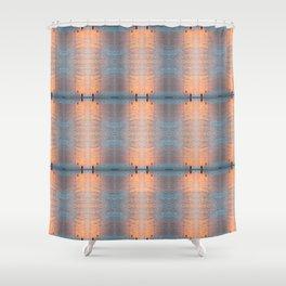 Glimmering Shower Curtain