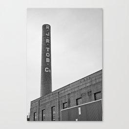 Tobacco Power 2 Canvas Print