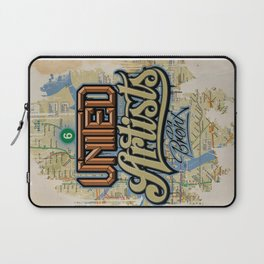 United Artists Poster 1 Laptop Sleeve