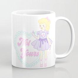 Not Yours K-12 Girl Coffee Mug