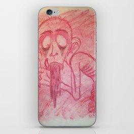 rotten man 2 iPhone Skin