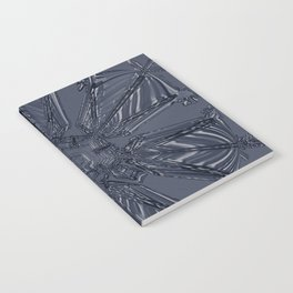 Snow Marries Stone Notebook