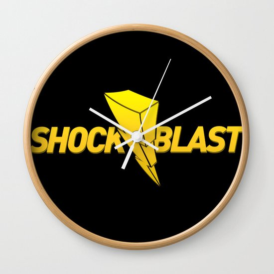 ShockBlast Original Flash Logo by shopblast