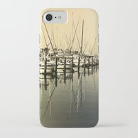 nautical iPhone & iPod Cases featuring Nautical  by Devin Stout