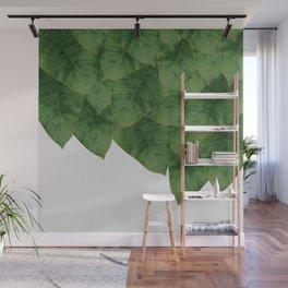 Banana Leaf III Wall Mural