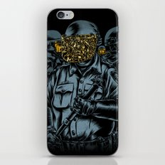 Spray Cop Volume Two iPhone & iPod Skin