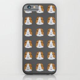 Honey the Guinea Pig iPhone Case