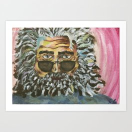 Ill Be With Thee Art Print