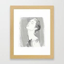 Loathe II Framed Art Print