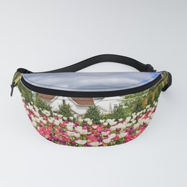 Color in My Backyard Fanny Pack
