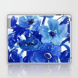 blue stillife Laptop & iPad Skin