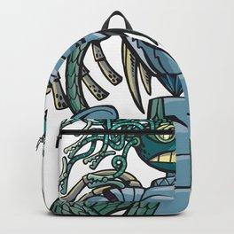 Robot Gorgon Backpack