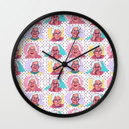Ruthie Wall Clock