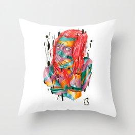 ∆NET∆ Throw Pillow