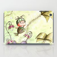 journey iPad Cases featuring Journey by  • naylapulga