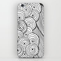 rare iPhone & iPod Skins featuring rare vision by inbloom design
