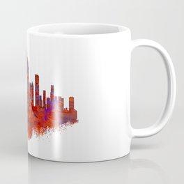 The hero of the comics Coffee Mug