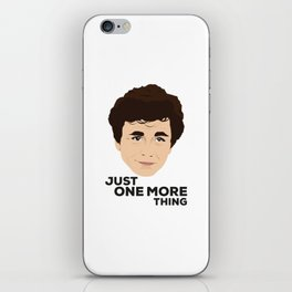 Peter Falk as Columbo iPhone Skin
