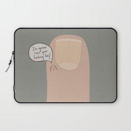 Hang Nail Laptop Sleeve