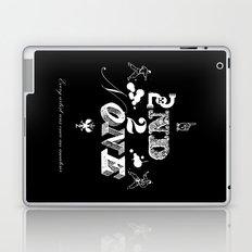 2nd 2 None : white Laptop & iPad Skin